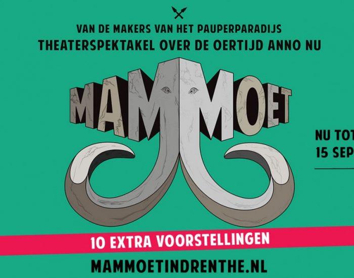 De Makers Van Het Pauperparadijs Presenteren: Mammoet